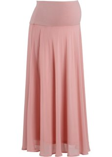 Для будущих мам: длинная юбка (нежно-коралловый) Bonprix