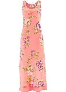 Платье (лососево-розовый в цветочек) Bonprix