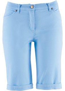 Формирующие бермуды-стретч (нежно-голубой) Bonprix