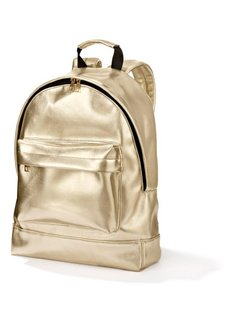 Рюкзак Металлик (золотистый) Bonprix