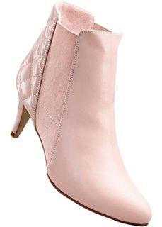 Полусапожки (винтажно-розовый) Bonprix