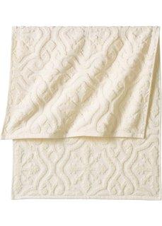 Полотенце для рук Орнамент (кремовый) Bonprix