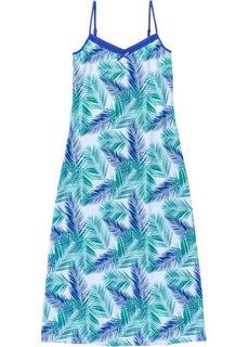 Ночная сорочка (синий с рисунком) Bonprix