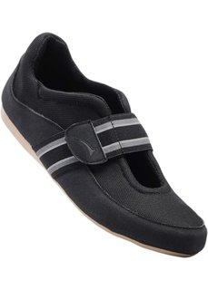Спортивные туфли (черный) Bonprix