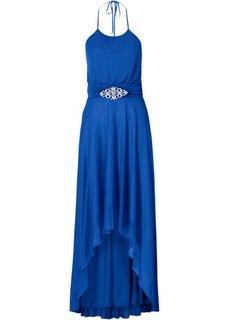 Платье (кобальтовый/серебристый) Bonprix