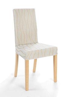 Чехол для стула Вена (бежевый) Bonprix