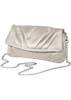 Вечерняя сумочка/клатч Ребекка (кремовый) Bonprix