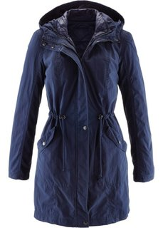 Пальто-парка 3 в 1 (темно-синий) Bonprix