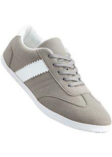 Кроссовки (светло-серый/белый) Bonprix