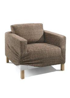Чехол для мебели Эла (коричневый) Bonprix