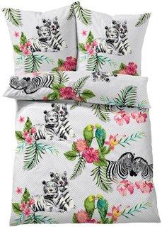 Постельное белье Джунгли, линон (различные расцветки) Bonprix