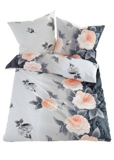 Постельное белье Роми, линон (различные расцветки) Bonprix