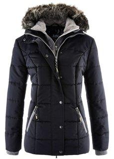 Куртка 2 в 1 (черный) Bonprix