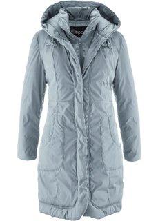Куртка на подкладке (серебристо-серый) Bonprix