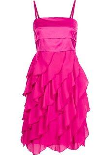 Платье (нежная фуксия) Bonprix