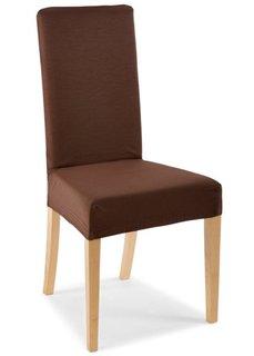 Чехол для стула Непал (коричневый) Bonprix