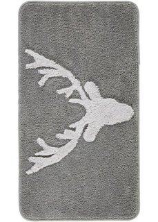 Коврик для ванной Лиз-Энн (серый) Bonprix