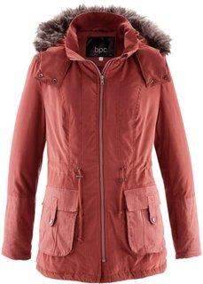 Куртка-парка (бордово-коричневый) Bonprix