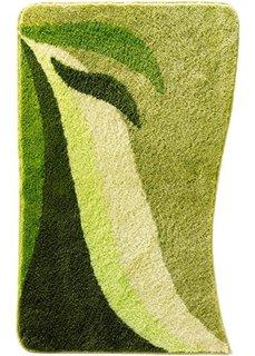 Коврики для ванной комнаты Норма (зеленый) Bonprix