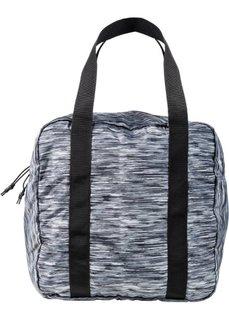Спортивная сумка (светло-серый меланж) Bonprix