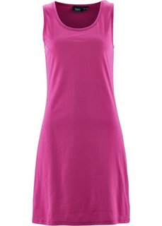 Трикотажное платье (нежная фуксия) Bonprix