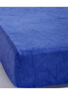 Простыня-чехол Ники (синий) Bonprix