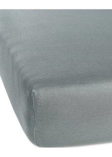 Простыня-чехол Модал (серый) Bonprix