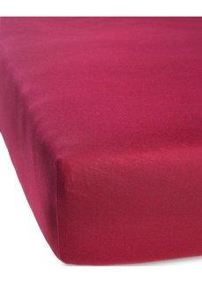 Простыня-чехол Модал (красный) Bonprix