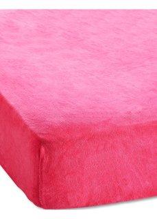 Простыня-чехол Ники (ярко-розовый) Bonprix