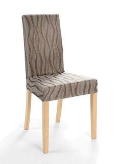 Чехол для стула Вена (коричневый) Bonprix