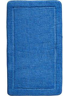 Коврик для ванной Эмилия из пены-мемори (синий) Bonprix