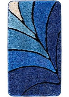 Коврик для ванной Эстель (синий) Bonprix
