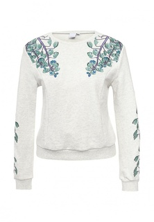 Свитшот LOST INK EMBROIDERED FLORAL SWEAT