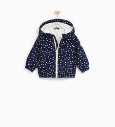 Дождевик с капюшоном Zara
