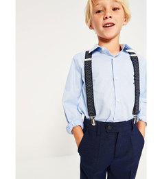 Подтяжки в горошек Zara