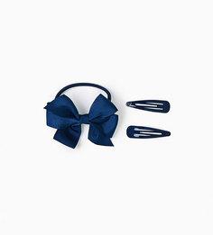 Набор заколок и резинок для волос Zara