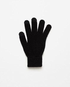 Перчатки трикотажные Zara