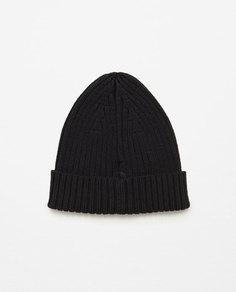 Трикотажная шапка Zara