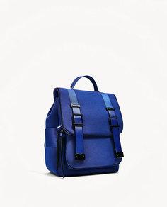 Рюкзак из ткани Zara