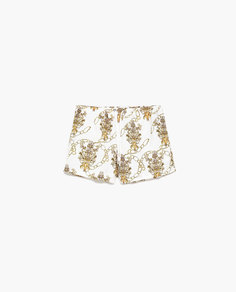 Плавки с принтом «цепочки» Zara