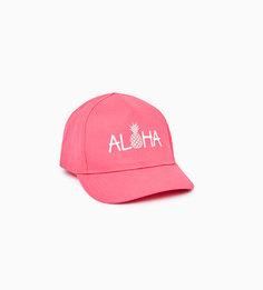 Кепка с вышивкой aloha Zara