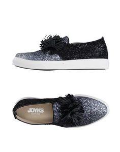 Низкие кеды и кроссовки Joyks