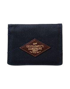 Бумажник Gentlemens Hardware