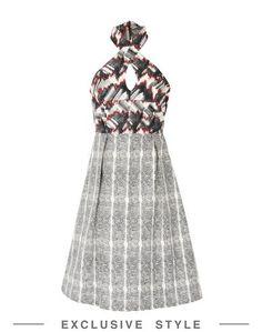 Платье до колена Kisua