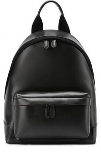 Кожаный рюкзак с логотипом бренда Balenciaga