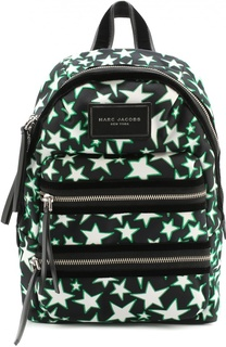 Рюкзак Flocked Stars Mini Biker с принтом Marc Jacobs