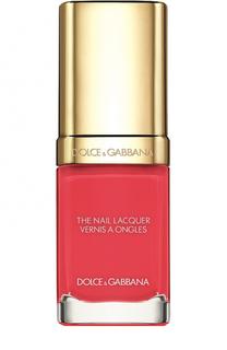 Лак для ногтей, оттенок 615 Tropical Coral Dolce & Gabbana