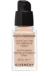Тональный крем PhotoPerfexion SPF20, оттенок Perfect Praline Givenchy