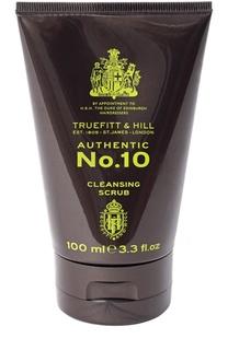 Скраб для очищения кожи лица Authentic No. 10 Truefitt&Hill Truefitt&Hill