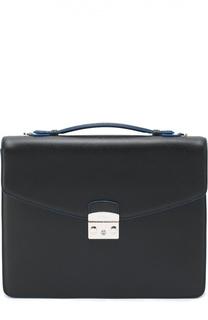 Кожаный портфель с плечевым ремнем Furla